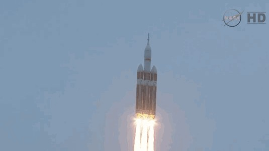 NASA Says Orion Spacecraft Test Was the 'Most Perfect it Could Imagine'