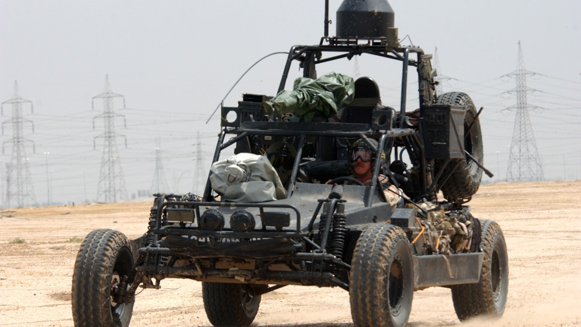Hybrid Land Vehicles Are the Future of Special Forces Operations