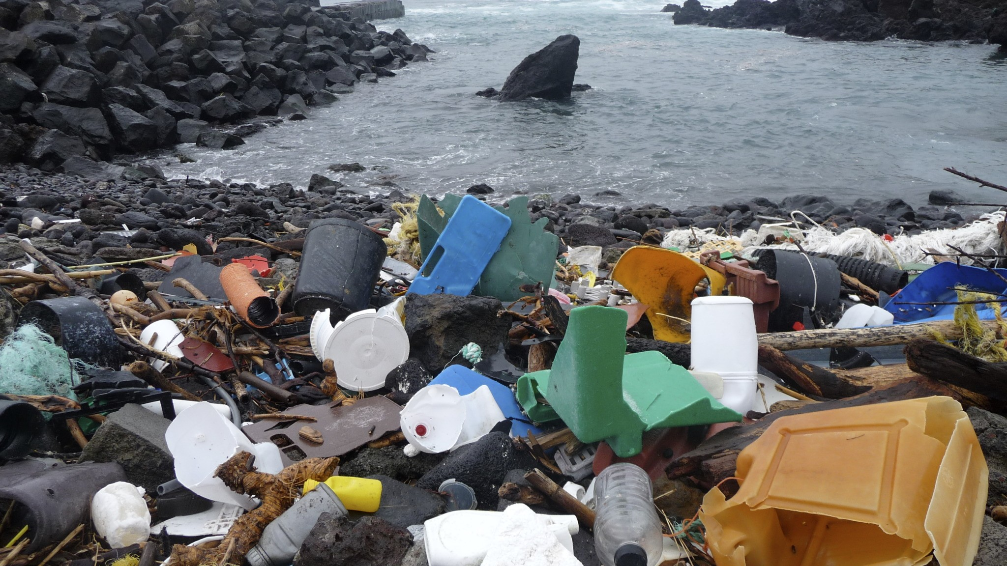 Counting All the Plastic in the Ocean Is Really Hard