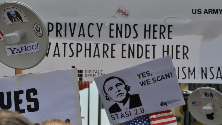 Authors in 50 Countries Say Surveillance Makes Them Afraid to Write