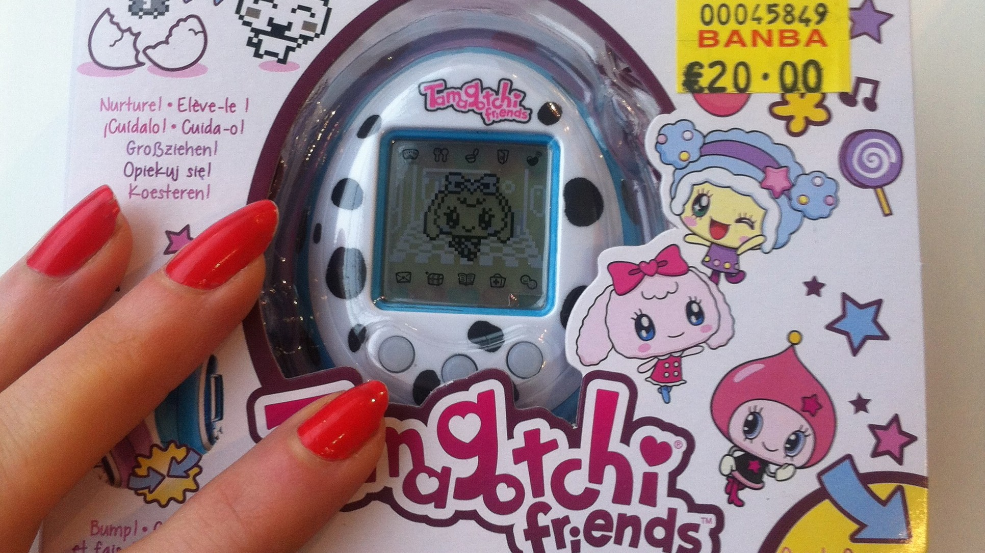 Online Dating Is Turning Us All Into Tamagotchis