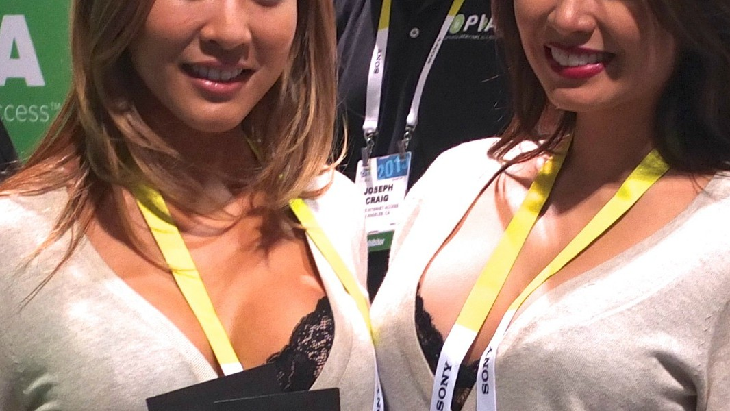 At CES, Women Executives Are Still Mistaken for Booth Babes