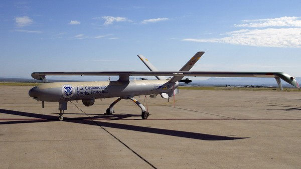 The US Spent $360 Million on Border Drones Thanks to This Flimsy Report