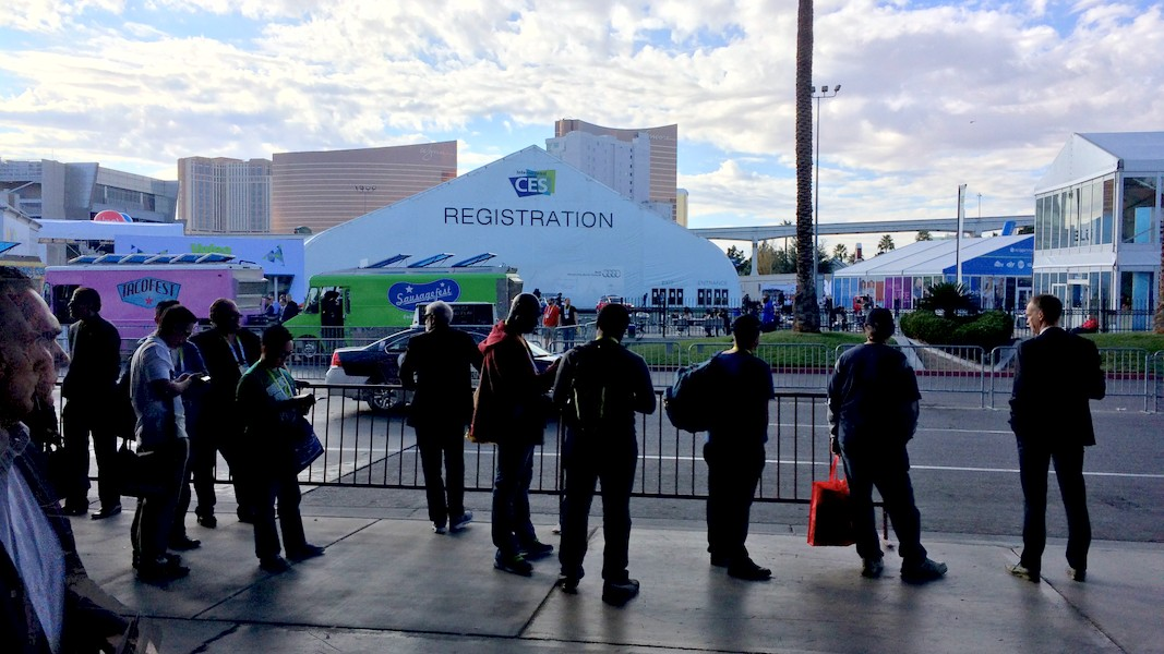 All the Things I Saw at CES