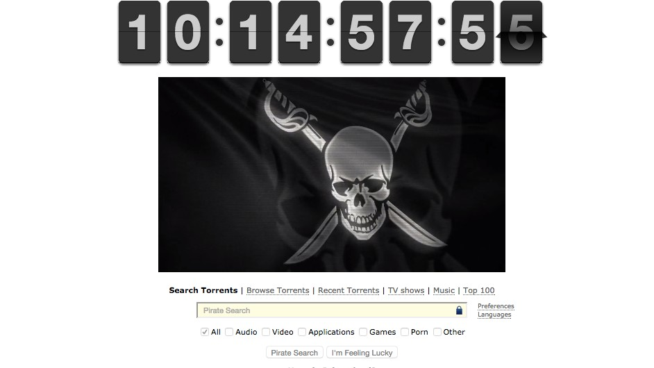 The Pirate Bay Isn't Back, But Its Malware and Popups Are