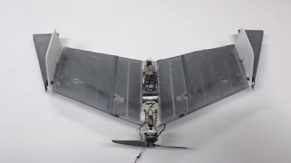 This Flying Robot Can Walk on Its Wings Like a Bat