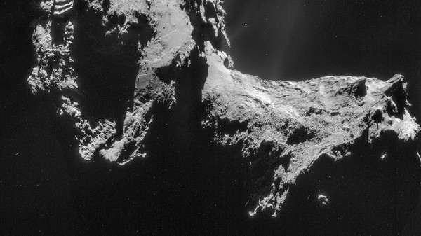 Everything We've Discovered So Far About the Rosetta Comet