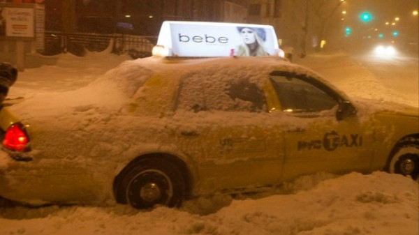 This Scientific Equation Shows NYC Blizzards Are Worse Than Midwestern Ones