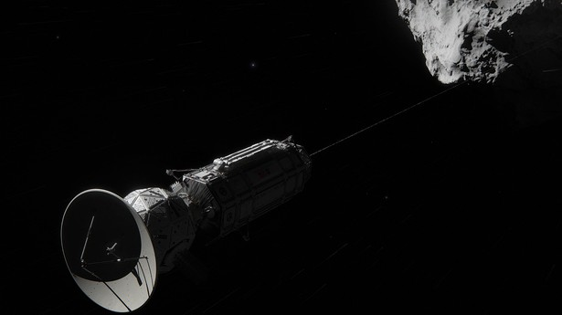 NASA Wants to Tether Spacecraft to Comets to Hitch 'Free Rides' to Deep Space