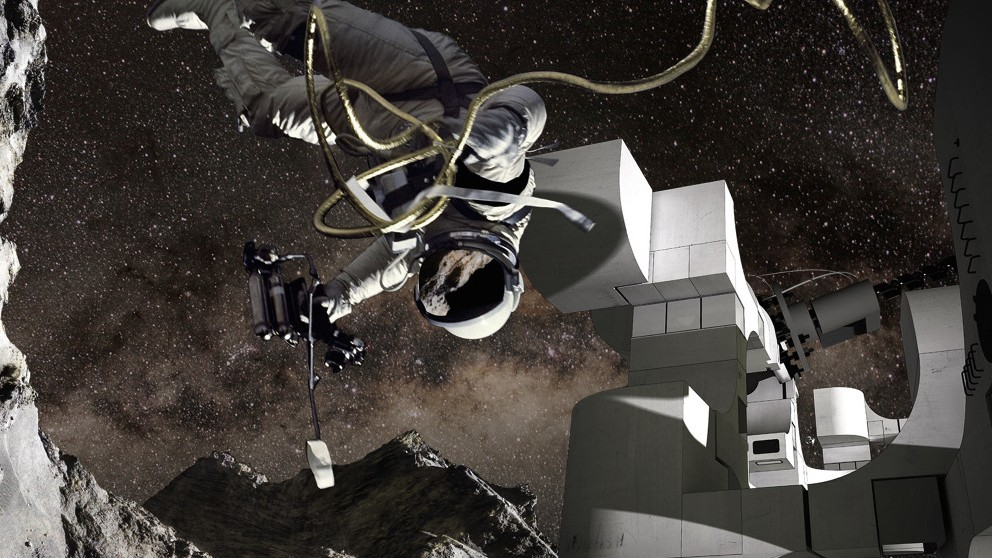 ​What Architects Think Our Space Homes Will Look Like