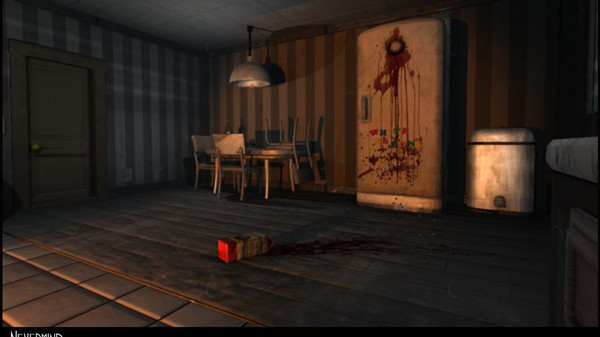 A Horror Game That Heals