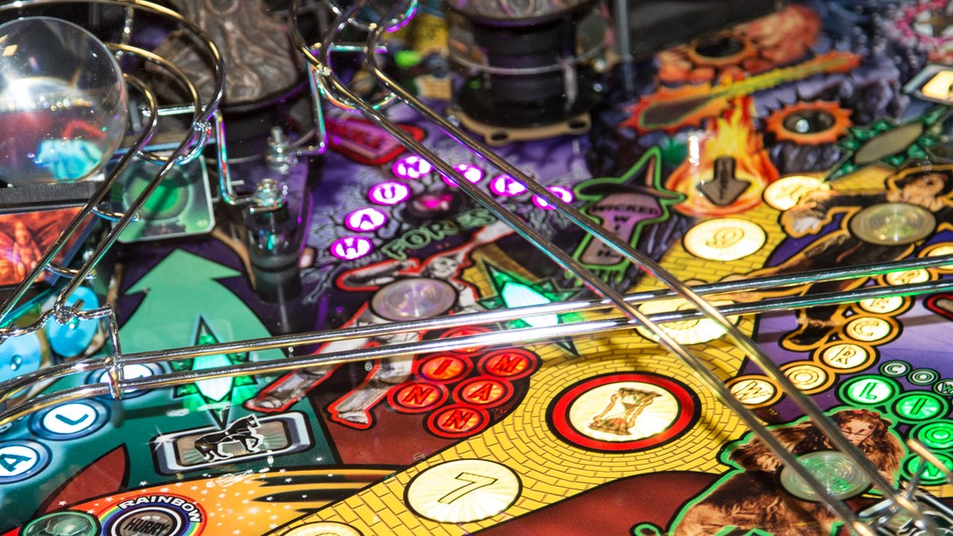 The Silver Ball Planet: Inside a Japanese Pinball Arcade