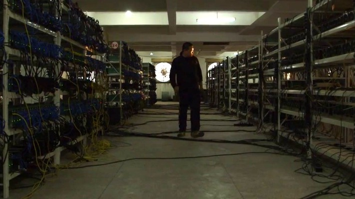 Inside the Chinese Bitcoin Mine That's Grossing $1.5M a Month