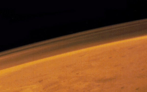 Enormous Martian Clouds Still Perplex Astronomers