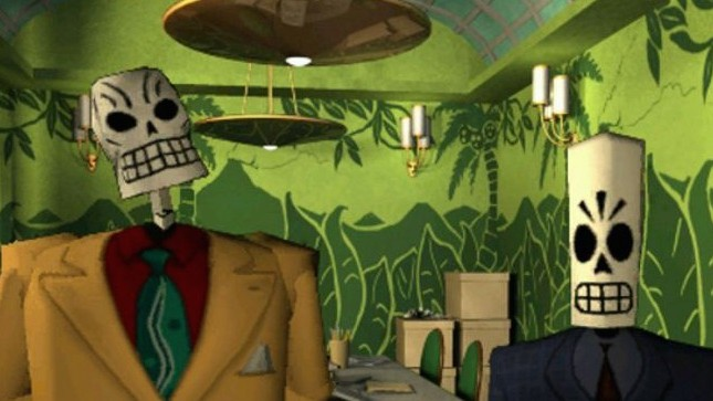 'Grim Fandango,' a Game About the Dead, Refused to Die