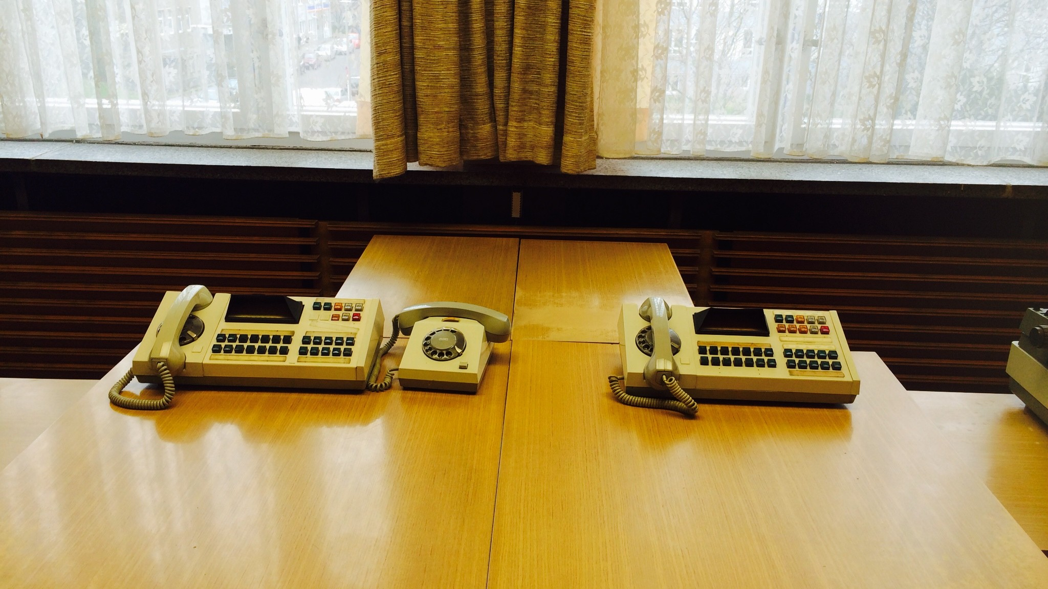 I Toured Stasi HQ with NSA Whistleblowers