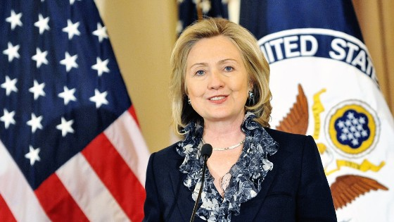 Hillary Clinton's No Good, Very Bad Email Security