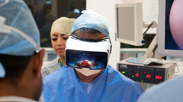 Don't Have a Real Cadaver to Practice Surgery On? Try Virtual Reality