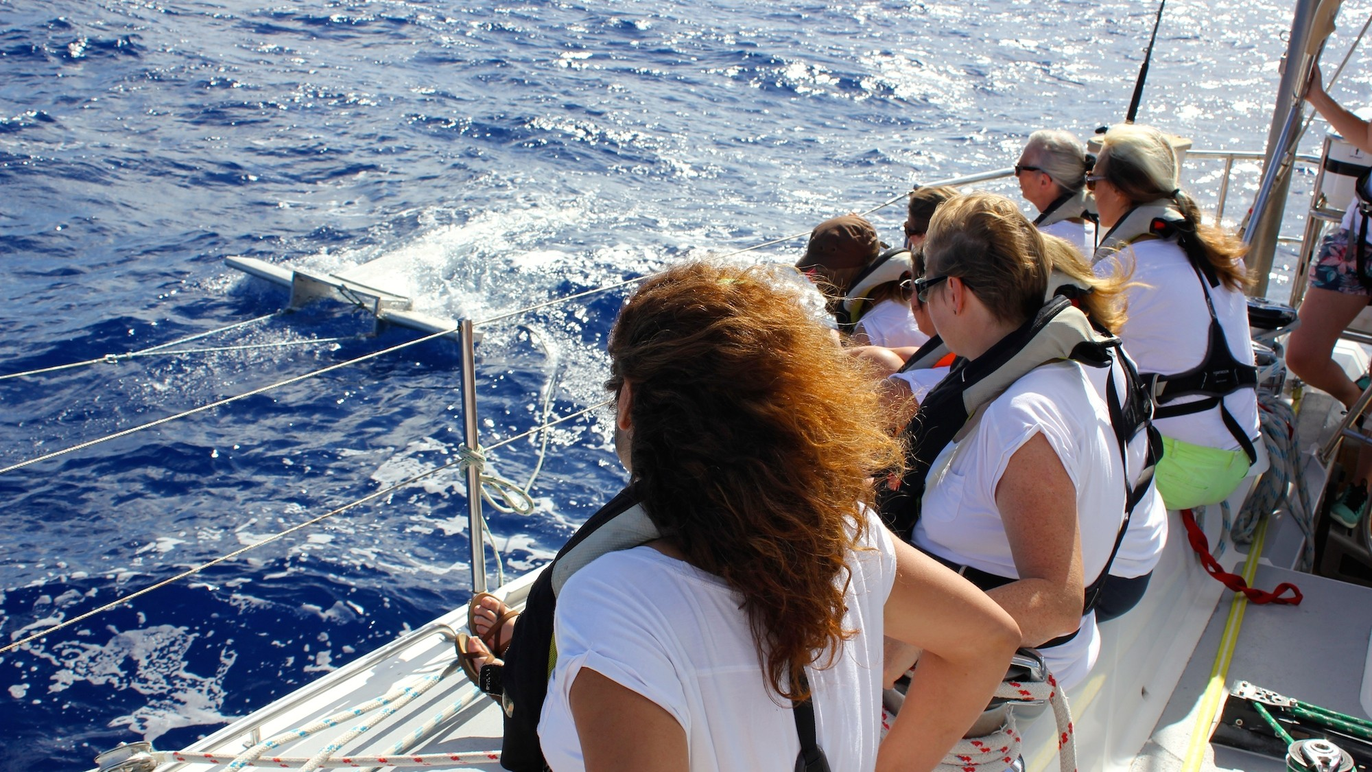 14 Women Sailed to Sea to Investigate Plastic's Toxic Impact on Hormones