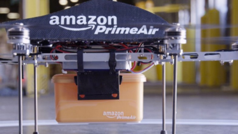Amazon's Drone Delivery Permit Barely Lets It Test Anything