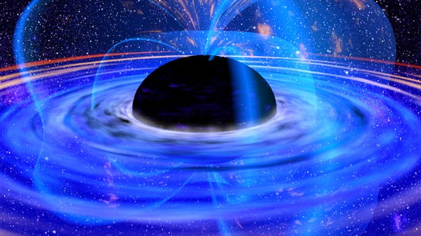 How We Might Find Aliens via Their Black Hole Particle Accelerators