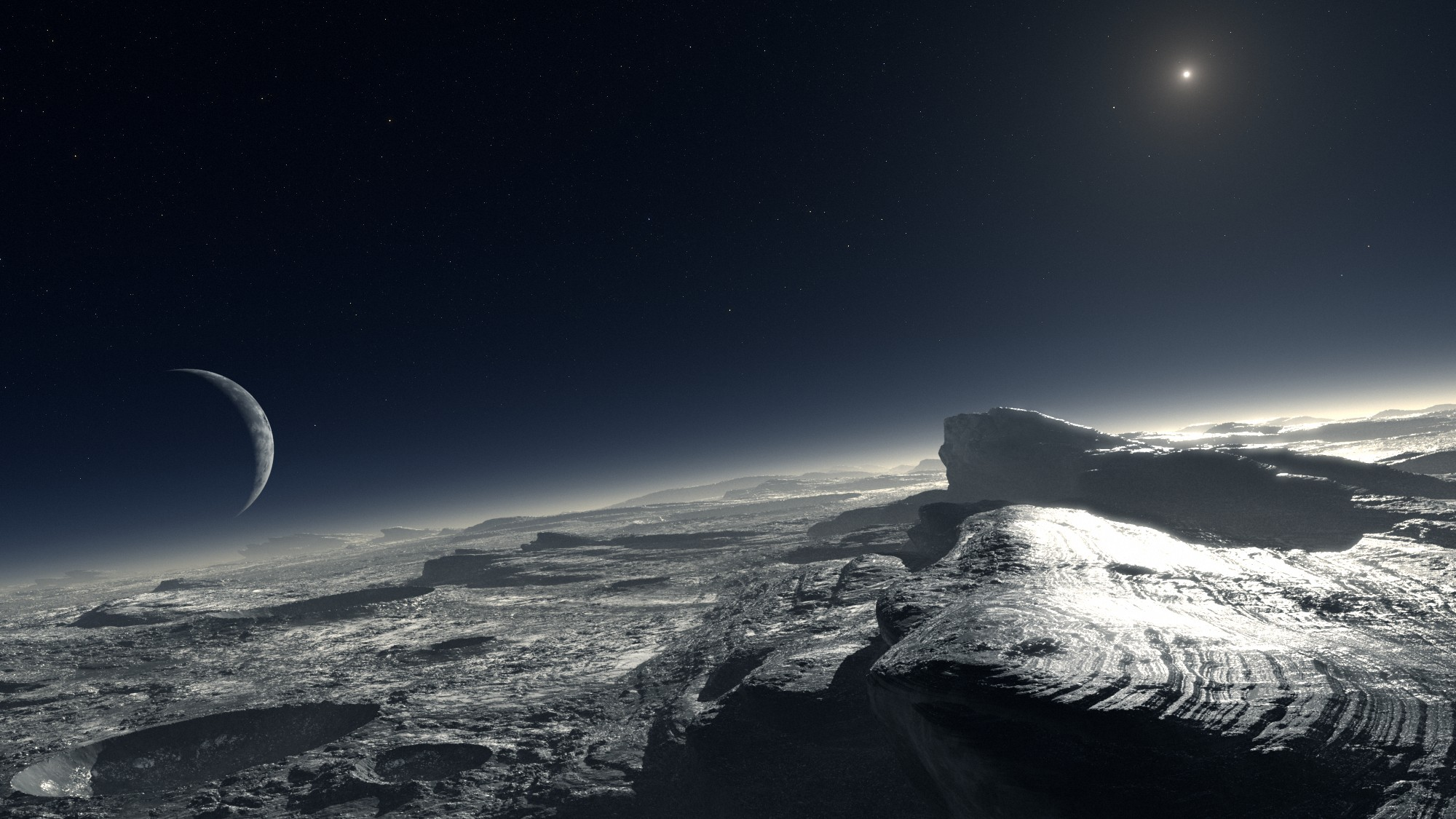 NASA Wants Your Help Naming Pluto's Undiscovered Geological Features