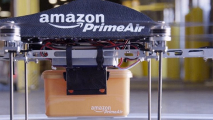 Amazon's Drone Delivery Permit Is Already Obsolete