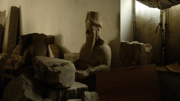 How the Artifacts ISIS Destroyed Are Being Digitally Reconstructed