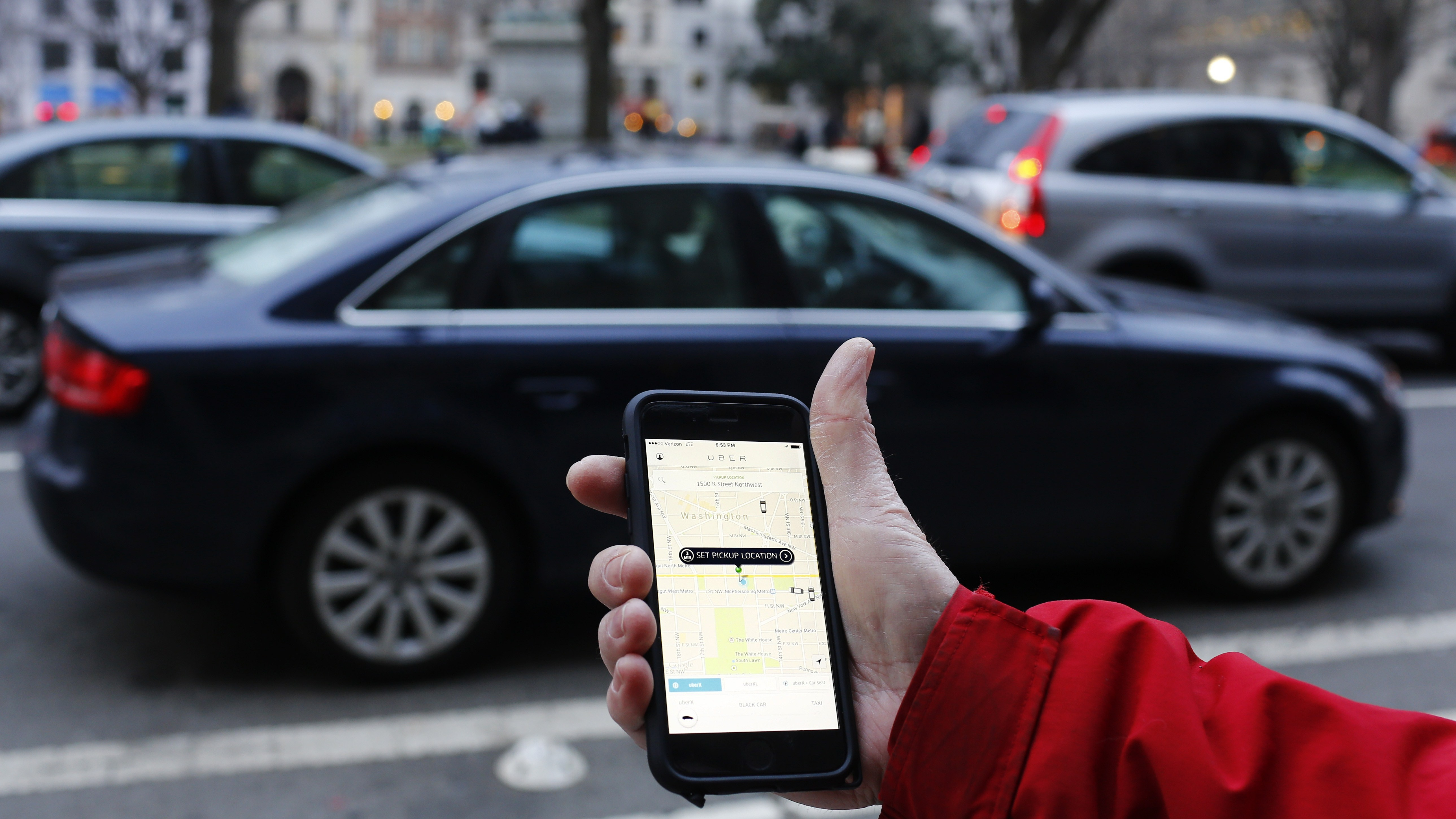 Uber Users Say They're Being Charged for Trips They Didn't Take