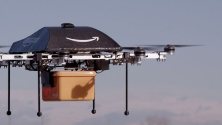 Amazon Is Testing Delivery Drones In a Secret Canadian Location