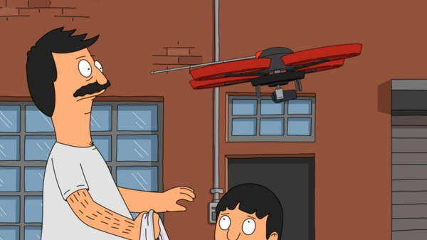 What the ATF Could Learn from 'Bob's Burgers' About Drones