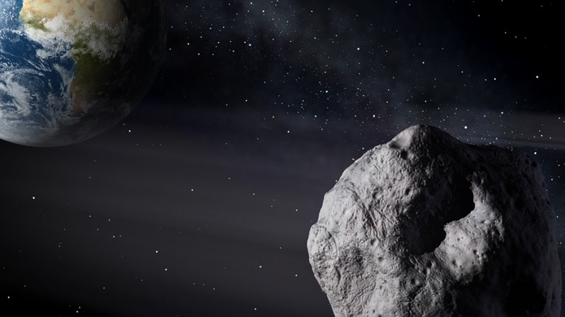In 2022, Humans Plan to Crash Into an Asteroid to Shift its Orbit