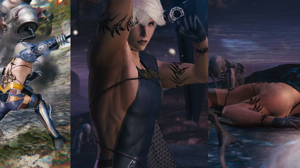 This Character's Costume Was Too Sexy for 'Final Fantasy'