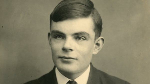 Alan Turing's Unseen Notebook Is Going to Auction