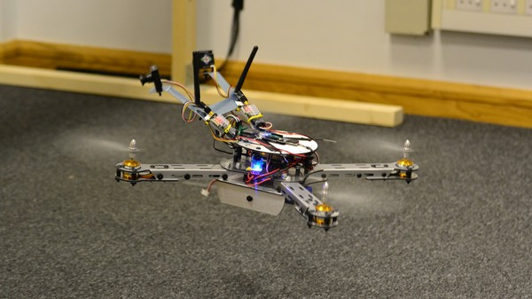 This Drone Has Artificial Intelligence Modelled on Honey Bee Brains
