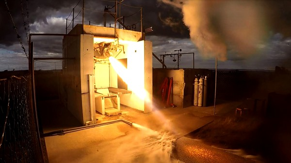The Battery-Powered, 3D-Printed Rocket Engine Designed for Weekly Trips to Space