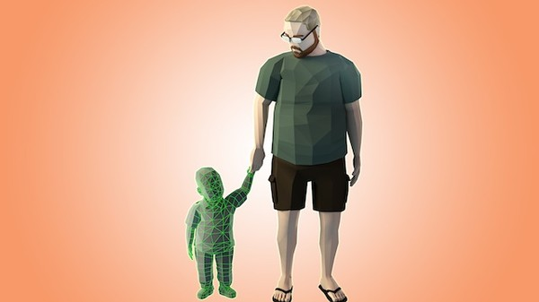 A Father's Quest to Immortalize His Son in Code