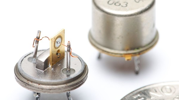 When Transistors Cost a Buck Apiece