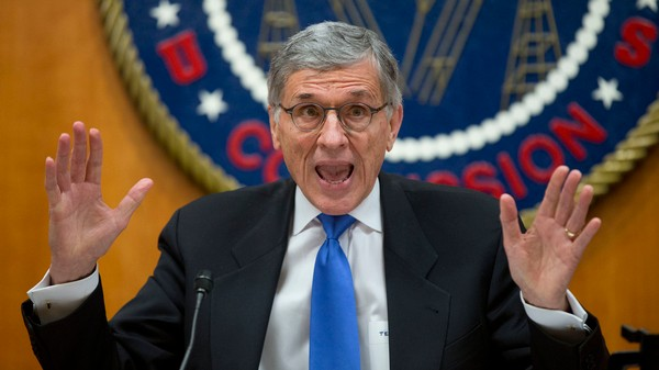 As Comcast Deal Collapses, the FCC Chairman Emerges as an Open Internet Hero