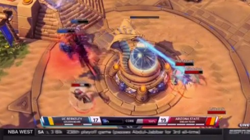 ESPN2 Aired Video Games Last Night as a Preview of Our eSports Future