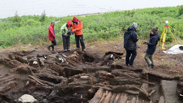 The Great Arctic Thaw Is Seriously Worrying Archaeologists