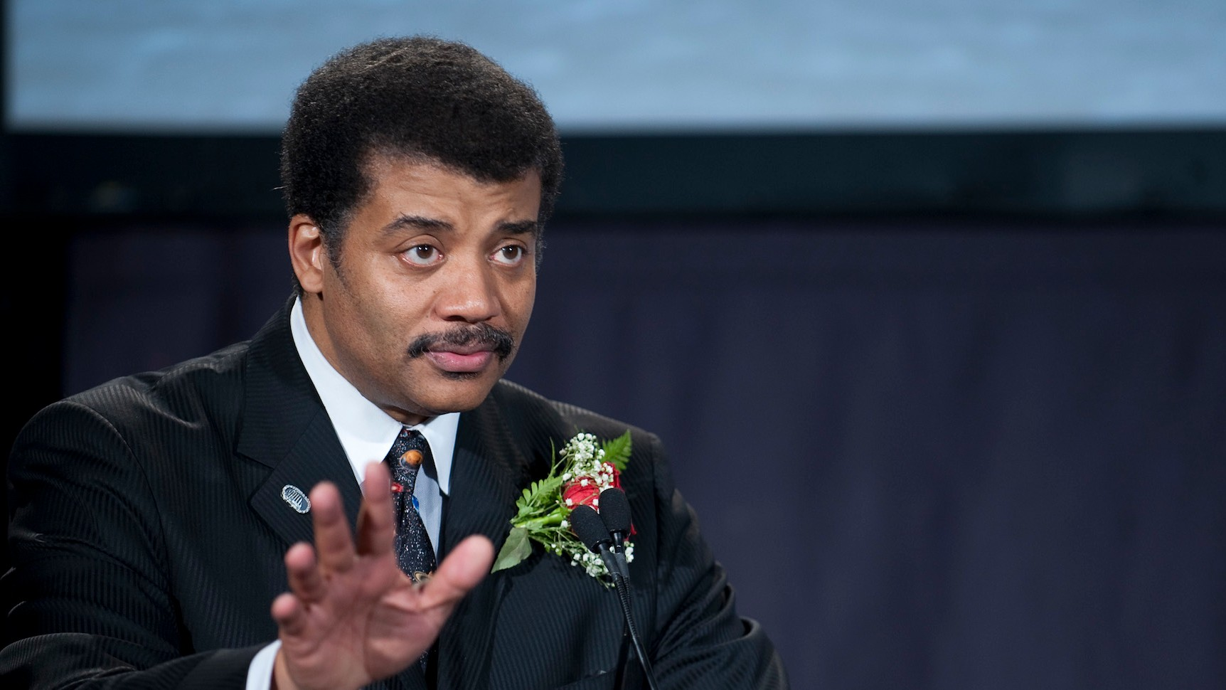 Neil deGrasse Tyson: Politicians Reject Science Because Voters Do