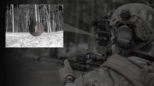 These Goggles Give Soldiers Night Vision and Thermal Imaging at the Same Time