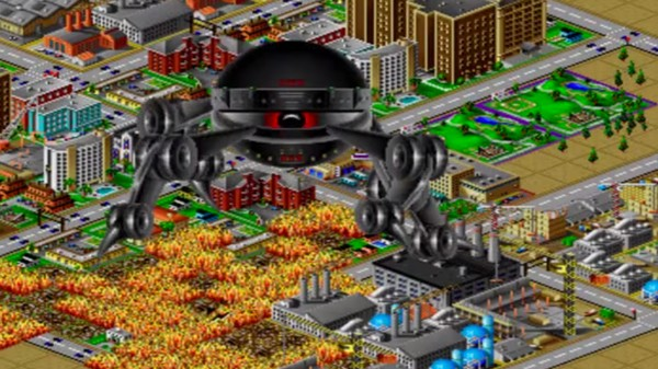 I'm Going to Hell Because I Played SimCity Like an Asshole