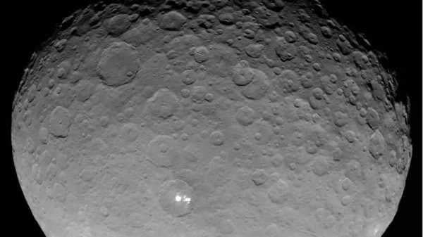 This NASA GIF Solves Part of the Ceres Bright Spot Mystery