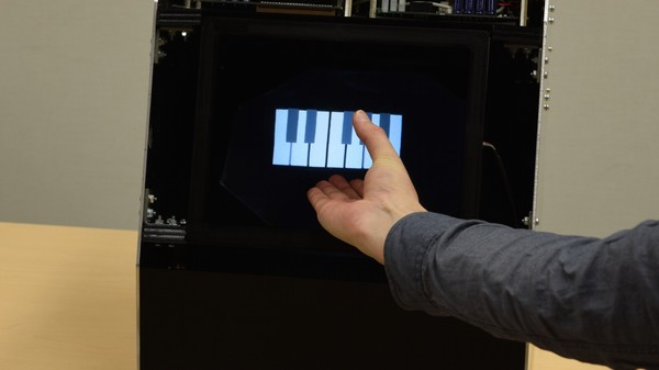 How Haptics Make Holograms You Can Touch