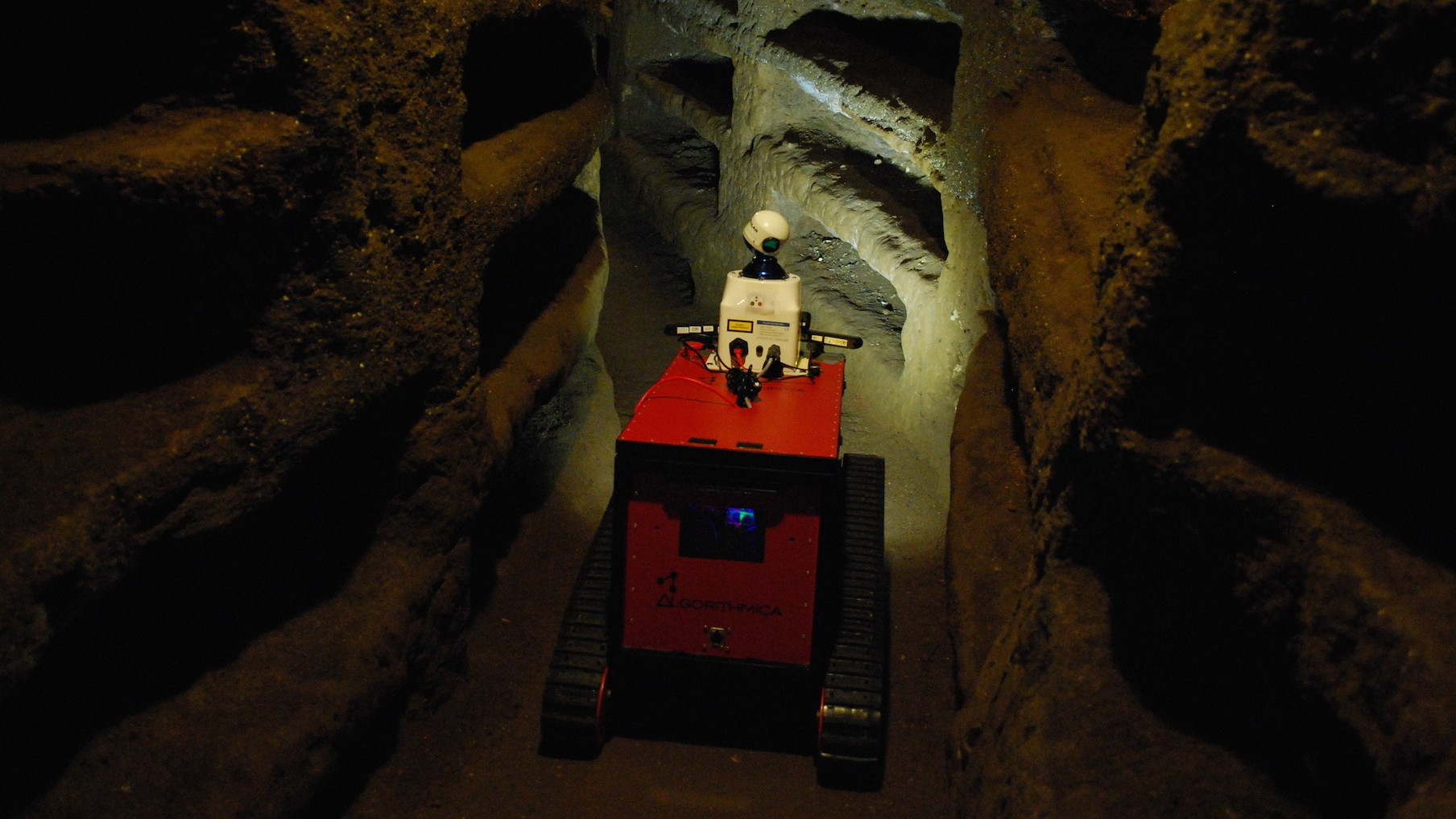 Archaeology Robots Will Explore Where No Human Can