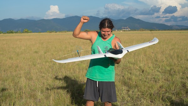 How Drones Could Help an Indigenous Community Fight Mining and Deforestation