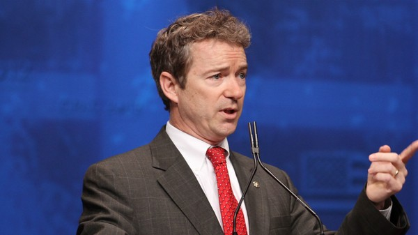 Rand Paul Is Filibustering the Patriot Act Right With Glorious Ramblings