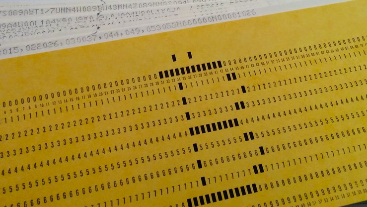 Someone Tried to Mine Bitcoin on a 1960s Punchcard Computer